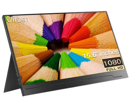 Virzen S01 15.6-inch Super Thin IPS Portable Monitor