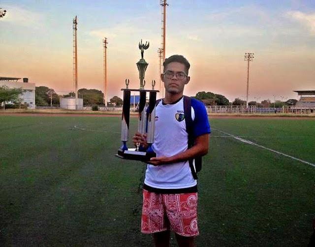 APURE: El fútbol Apureño otra vez de luto por fallecimiento del jugador Octavio Espinoza.