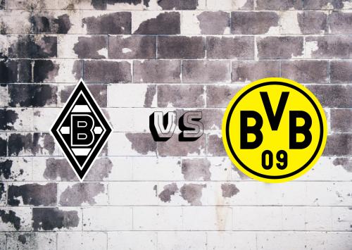 Borussia M'gladbach vs Borussia Dortmund  Resumen y Partido Completo