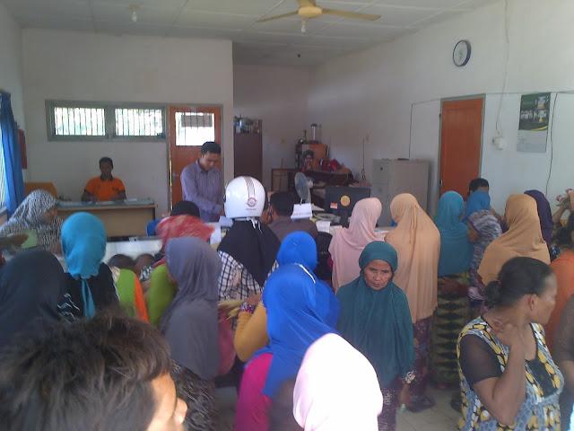 Alhamdulillah, Warga Miskin di Aceh Singkil Terima Dana PKH