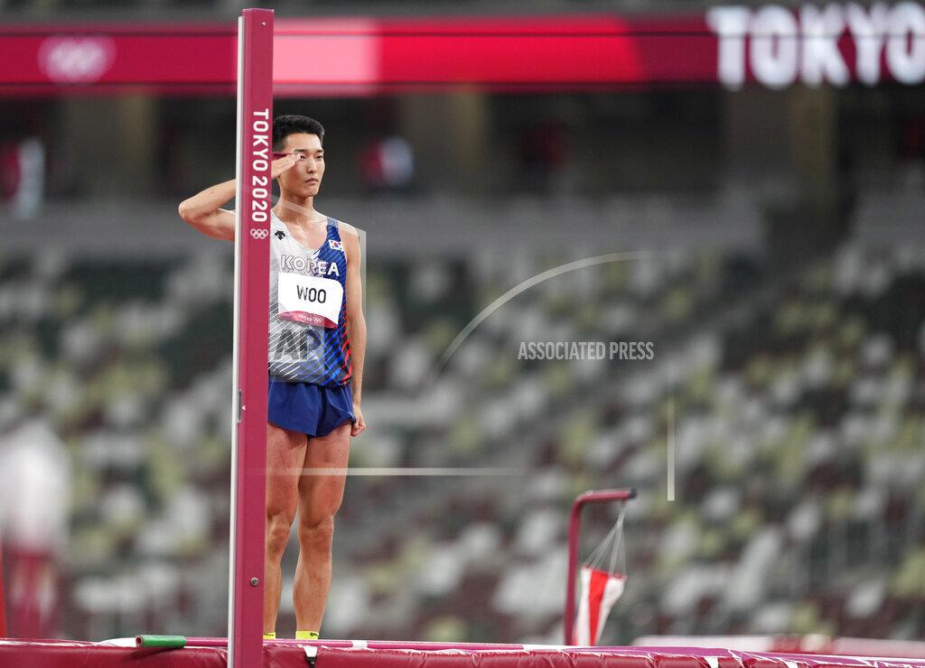 올림픽 정신이 무엇인지 보여 준 우상혁의 아름다운 도전 - 꾸르
