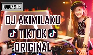 Download Lagu Mp3 DJ Breakbeat Akimilaku Tiktok Paling Hits Minggu Ini Gratis