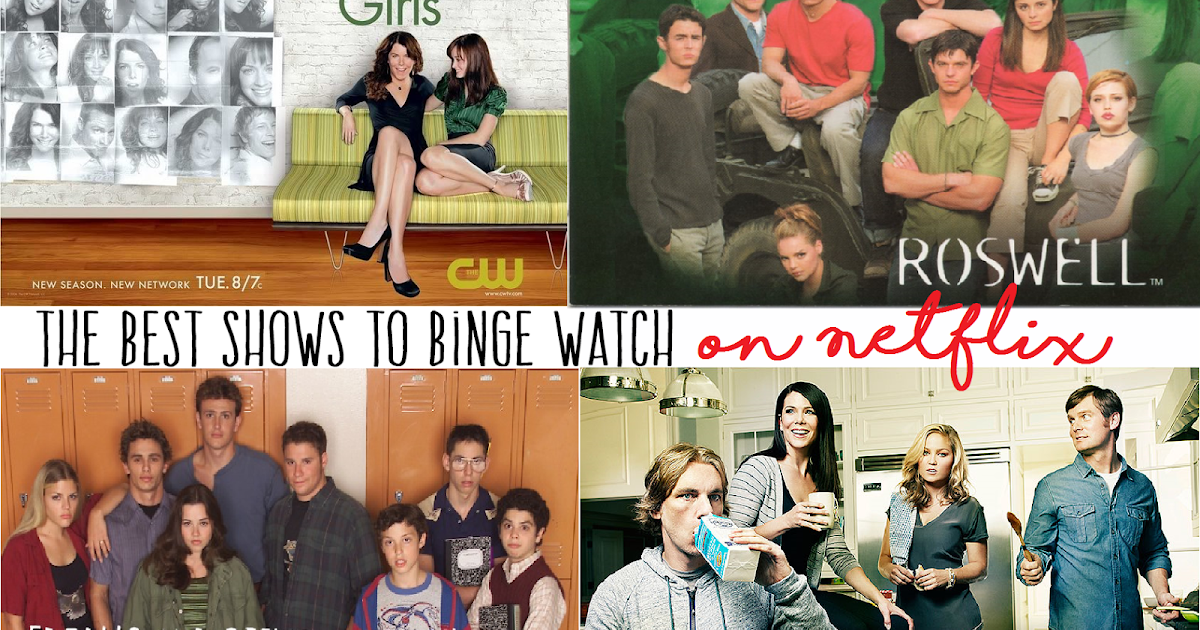 the best shows to binge watch on netflix a paper arrow. Black Bedroom Furniture Sets. Home Design Ideas