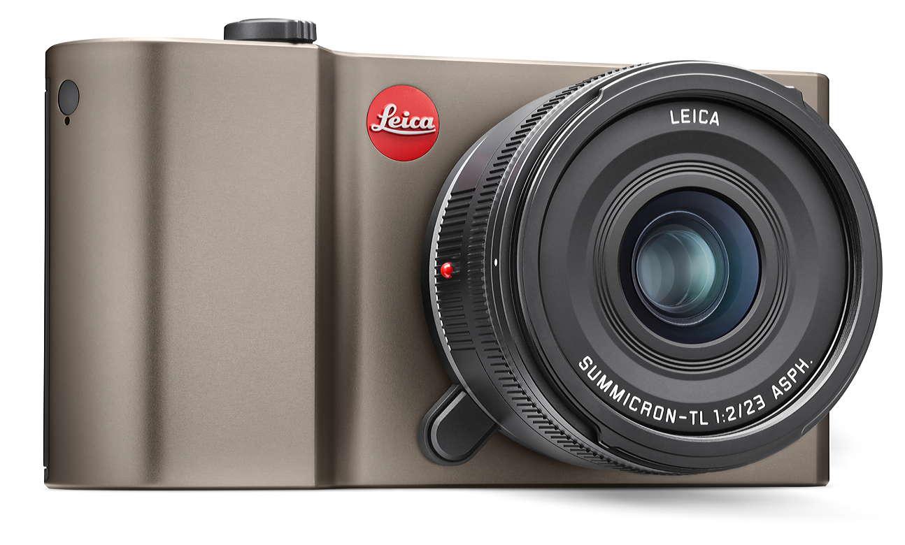 Leica TL Titanium