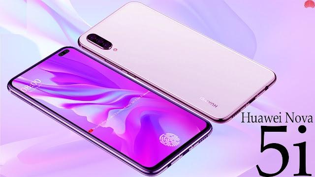 سعر ومواصفات هاتف Huawei Nova 5i الجديد مع كاميرا خلفية 24 ميغابكسل !