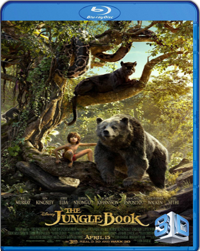 The Jungle Book [2016] [BD50] [3D] [Español]