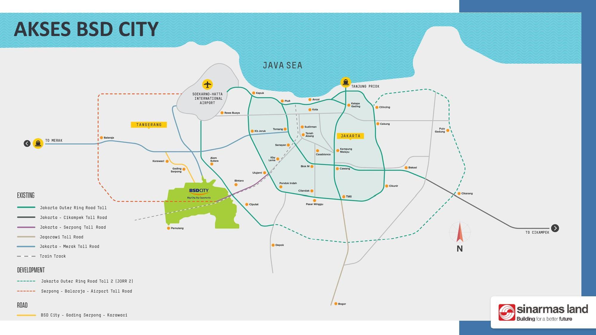 Gudang Taman Tekno X BSD City