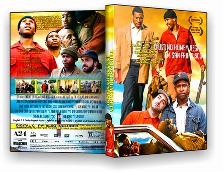 DVD O Ultimo Homem negro em san Francisco 2019 - ISO