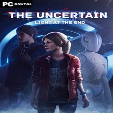 Free Download  The Uncertain: Light At The End