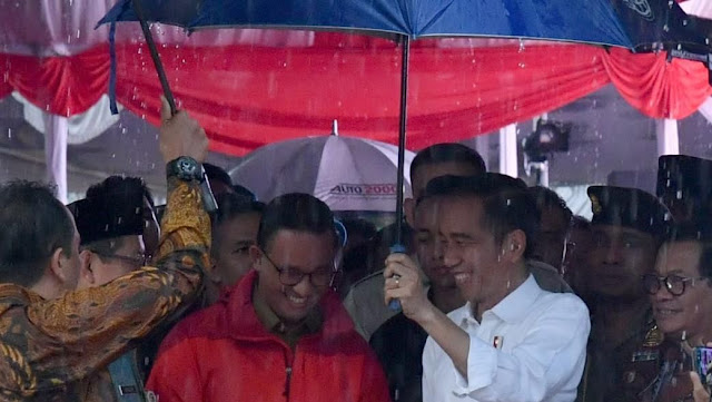 Influencer Jokowi Susun Strategi Jegal Anies Jadi Capres 2024