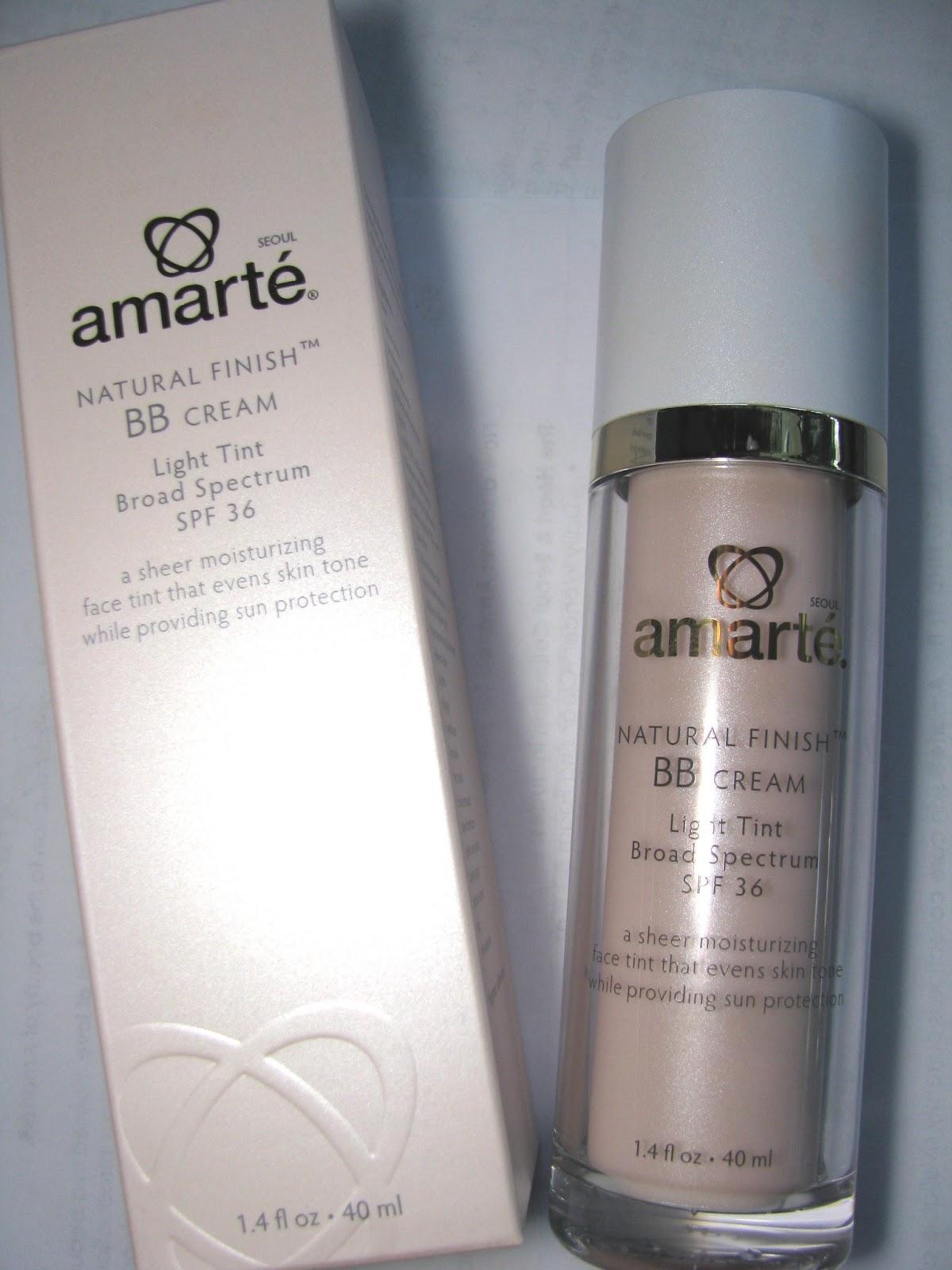 36 Light Cream And Beige Living Room Design Ideas: The Beauty Alchemist: Amarte Natural Finish BB Cream