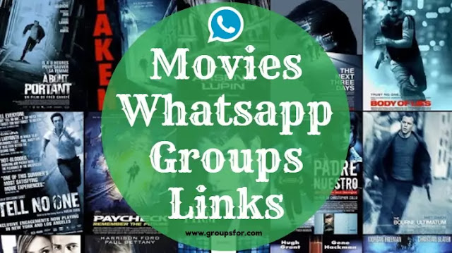 Latest Movies Whatsapp Group Invite Link List in 2020