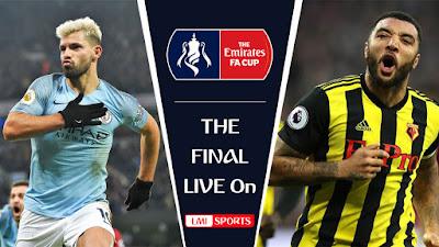 بث مباشر مباراة مانشستر سيتي وواتفورد