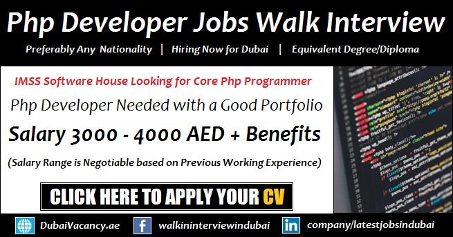 Php Developer Jobs in Dubai