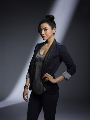 Image of Aimee Garcia in Lucifer Season 2