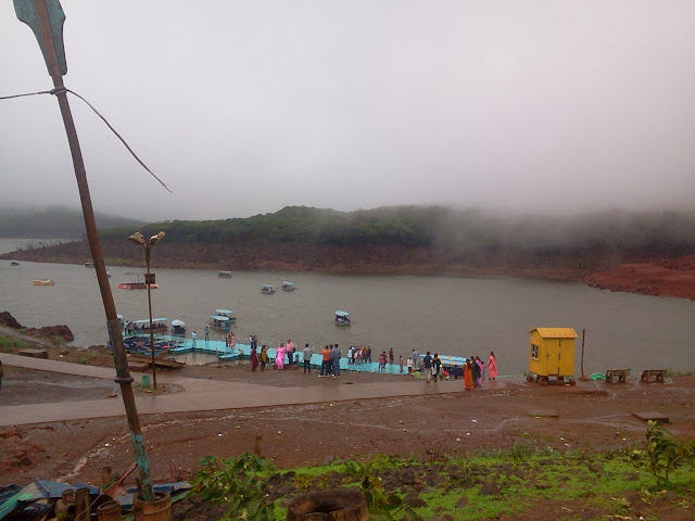 A bike ride to Venna Lake from Pune