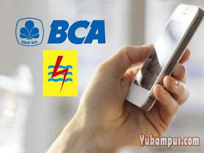 beli token listrik m banking bca