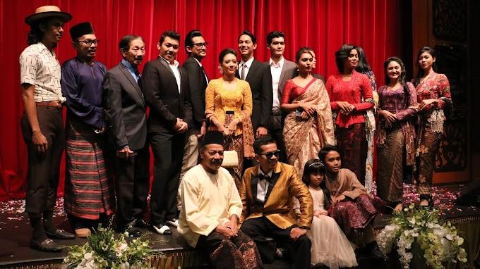 Filem Showtime 1958 Paparkan Kisah Benar Studio Jalan Ampas