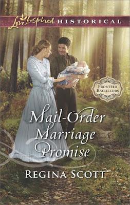 Heidi Reads... Mail-Order Marriage Promise by Regina Scott