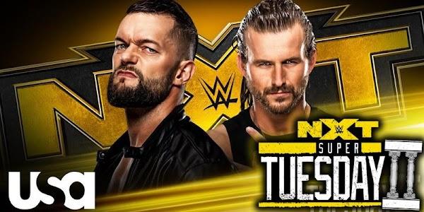 Ver Repetición de WWE NXT Super Tuesday 8 de Septiembre del 2020