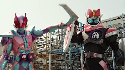 Kamen Rider Revice Episode 03 Clips