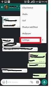 Cara blokir nomor whatsapp tanpa di ketahui pemiliknya