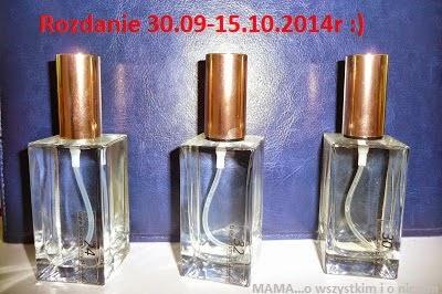 ad29f7ea03 Przychodzę dzisiaj do Was z rozdaniem  ) Do zgarnięcia flakonik 60 ml  wybranych perfum z Lane perfumy - Ambra