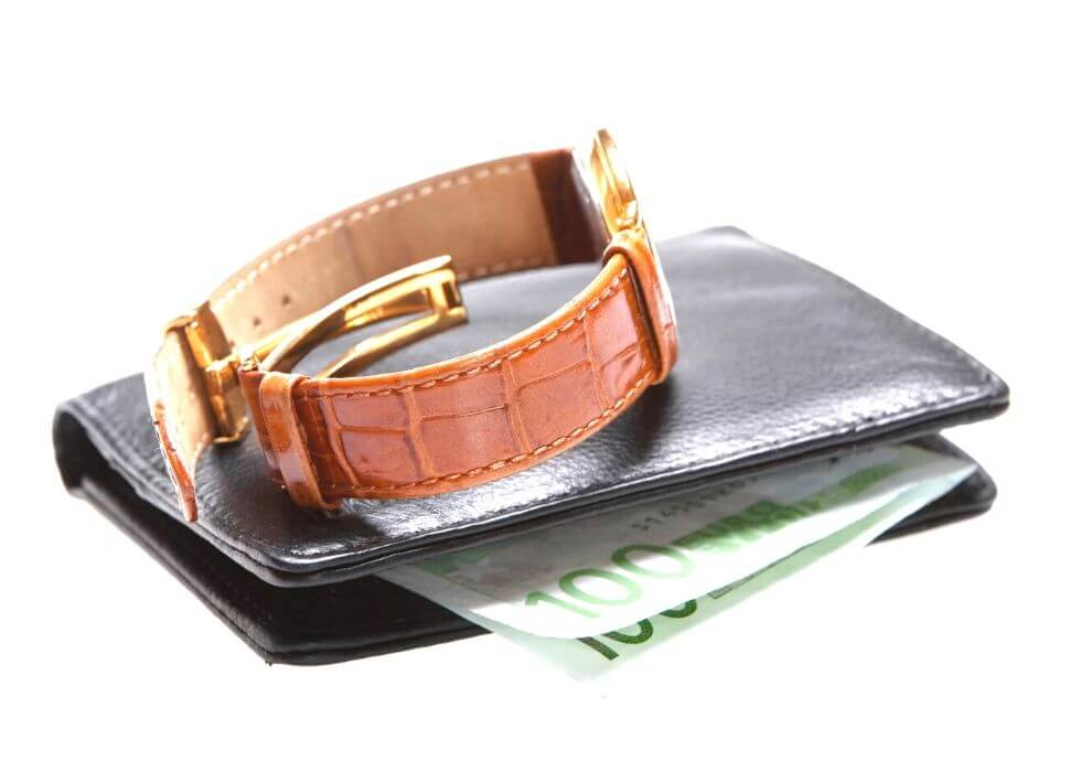 Geldsnor portemonnee