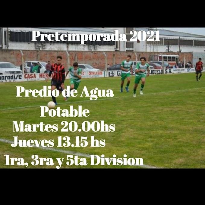 COMIENZA TEMPORADA 2021 EN VILLA DEL PARQUE