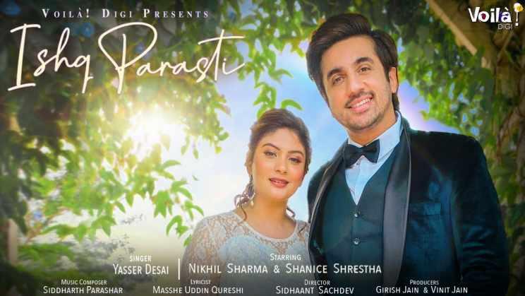 Ishq Parasti Lyrics in Hindi