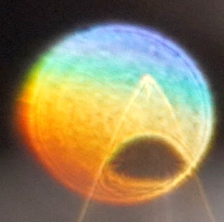 triangle in circle