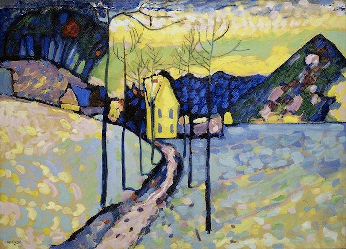 Vasilij Vasiljevič Kandinski - Page 3 Wassily+Kandinsky+-+Tutt%2527Art%2540+%25288%2529