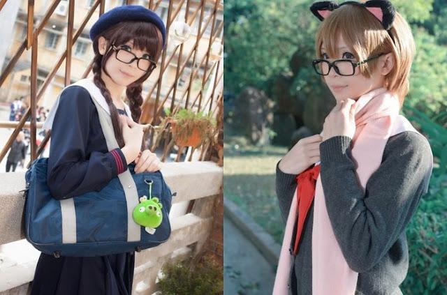 Bikin Melongo, Cosplayer Heroine Anime yang Terlihat Cantik Ini Ternyata Seorang Pria!