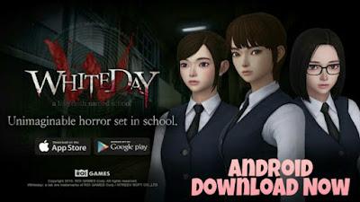 The School White Day Apk + OBB Full Download