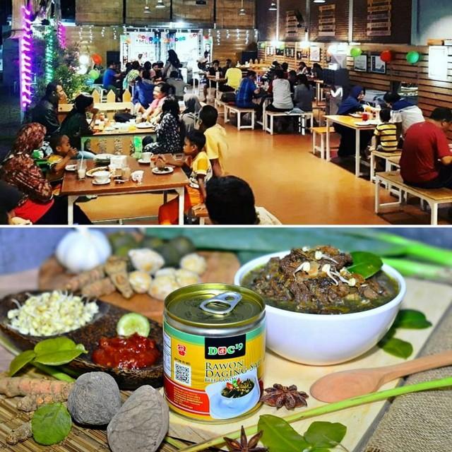 Rawon D&C;Rawon Dalam Kaleng D&C 19, untuk Anda yang Kangen Kuliner Khas Probolinggo