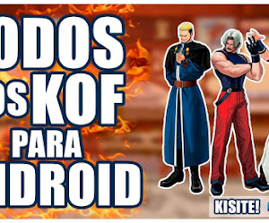 Todos los The King Of Fighter Para Android || APK