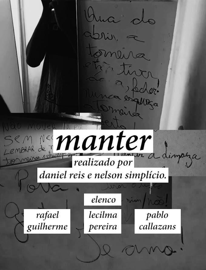 Manter (Nelson Simplício)