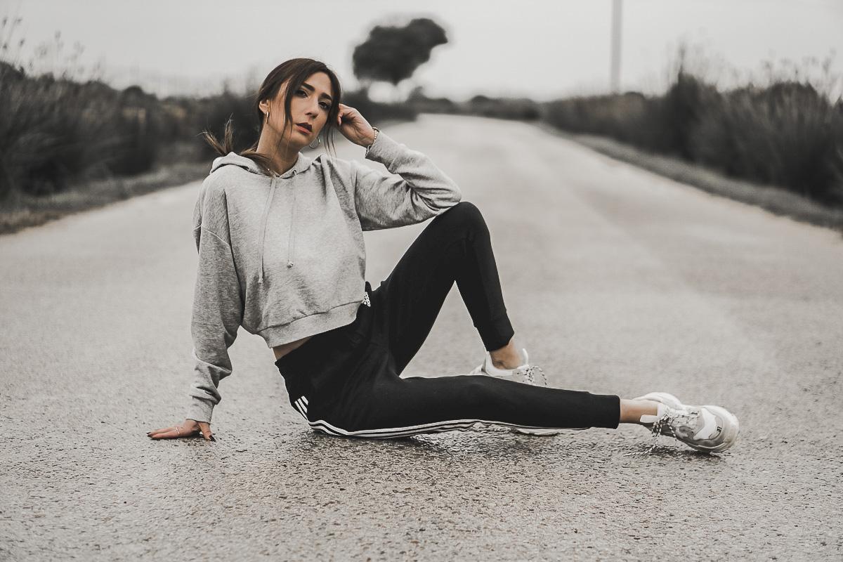 chandal adidas - tendencias primavera verano 2019