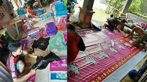 Arif Grosir Organizer Tulungagung Usaha Membuat Rak Sepatu Beromzet 50Jt/bulan