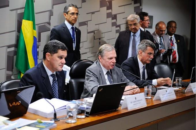 SENADO FEDERAL: Por 14 votos a 11, CAE aprova reforma trabalhista
