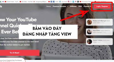 Hướng dẫn tăng Sub nhanh bằng website SUPAL
