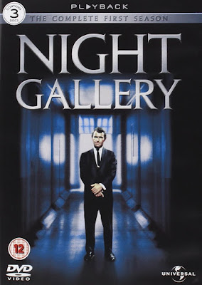 Night Gallery (TV Series) S01 DVD R2 PAL Spanish 3DVD