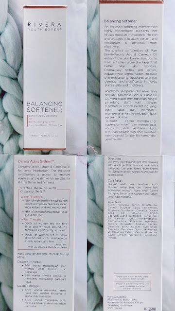 Review Rivera Balancing Softener
