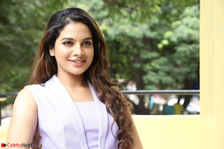 Tanya Hope in Crop top and Trousers Beautiful Pics at her Interview 13 7 2017 ~  Exclusive Celebrities Galleries 130.JPG