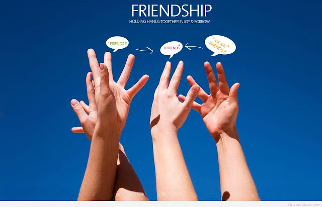 Friendship Day HD Wallpapers 2016