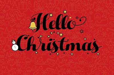 Hello Christmas - Lyrics of Christmas Songs