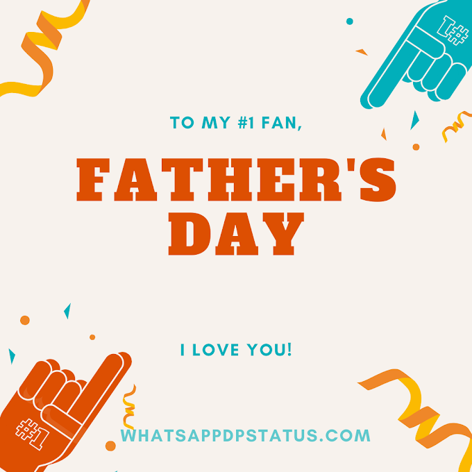 Father's Day 2020 Special Wishing Images and gifts