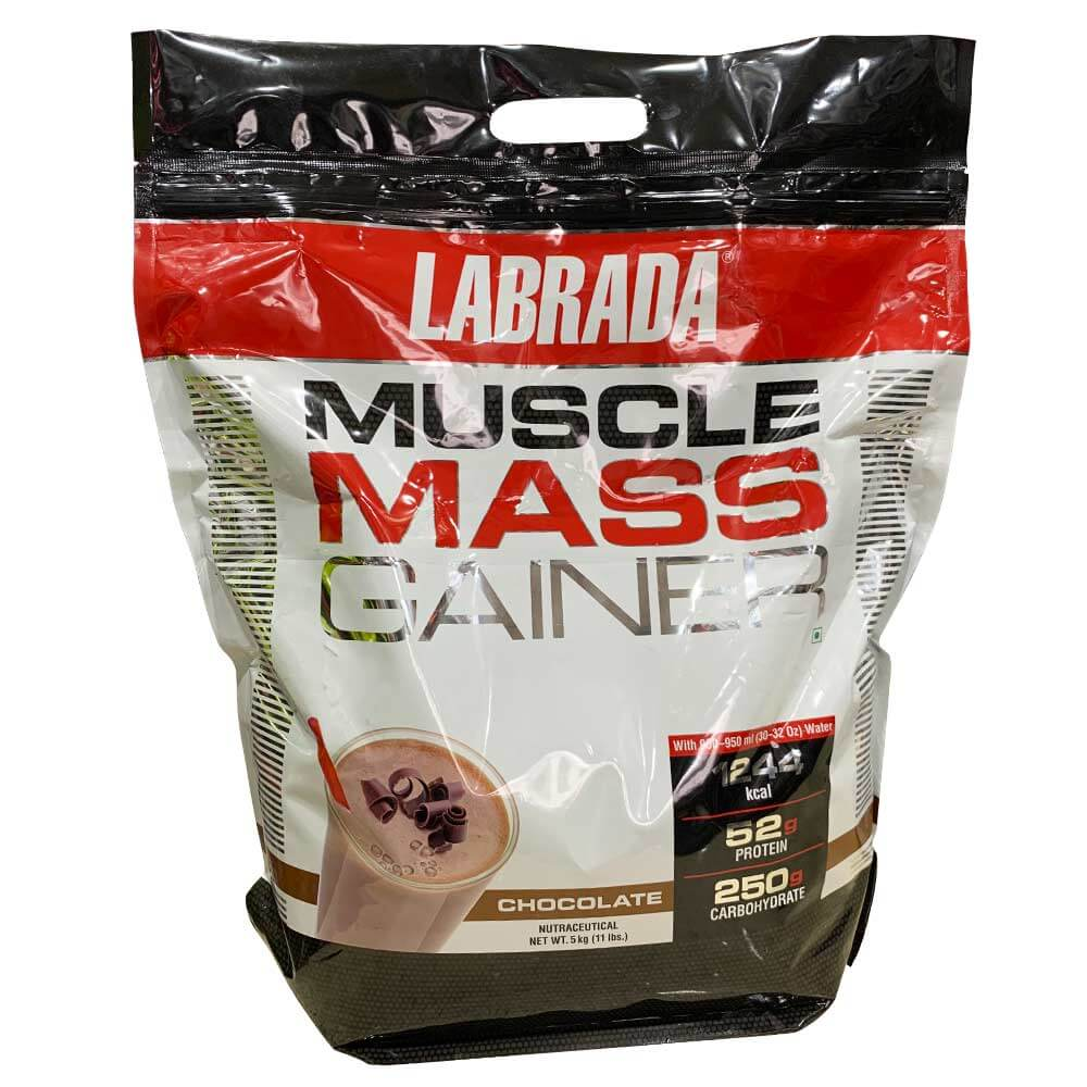 Labrada Muscle Mass Gainer, 11 lb