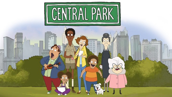 Central Park — Official Trailer   Apple TV+