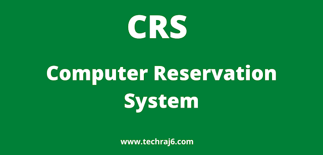 CRS full form, what is the full form of CRS